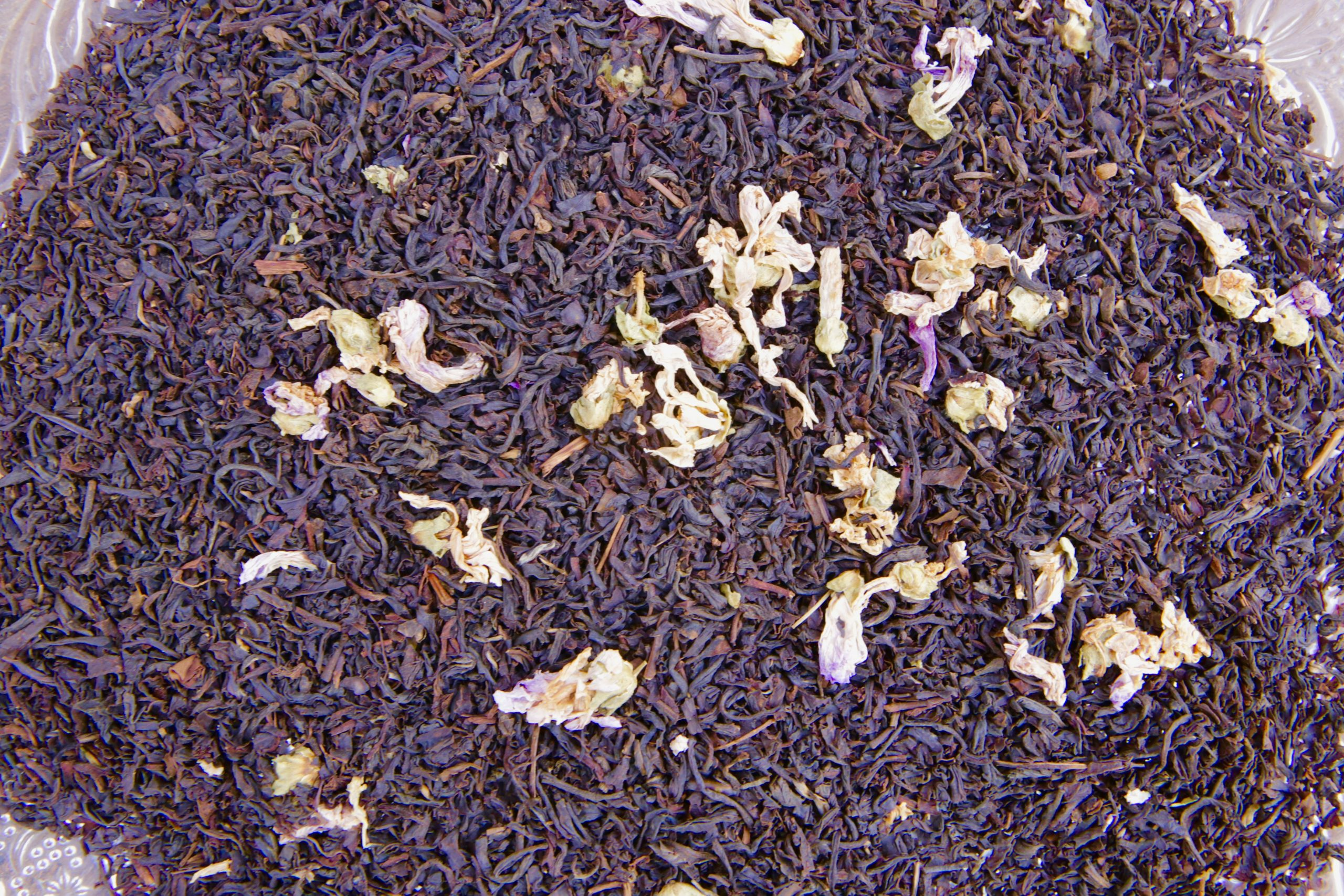 Vente de thés